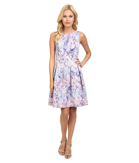 CATHERINE Catherine Malandrino - Magda Dress (Pink Blossom) Women's Dress
