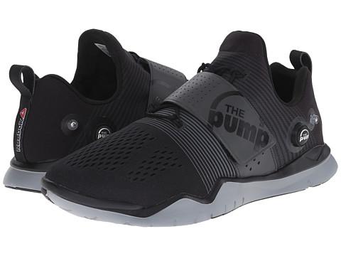 Reebok - ZPump Fusion TR (Black/Flat Grey) Men's Cross Training Shoes