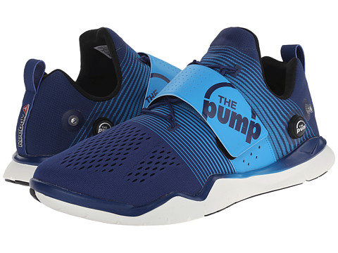 Reebok - ZPump Fusion TR (Club Blue/Far Out Blue/Black/Chalk) Men's Cross Training Shoes