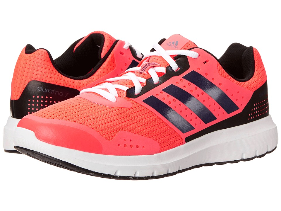 adidas Running - Duramo 7 (Flash Red/Midnight Indigo/Black) Women's Running Shoes