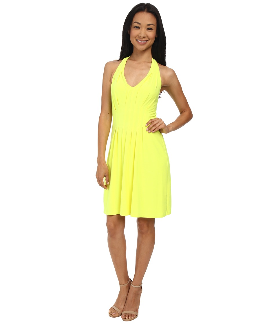 CATHERINE Catherine Malandrino - Ty Dress (Neon Jaune) Women's Dress
