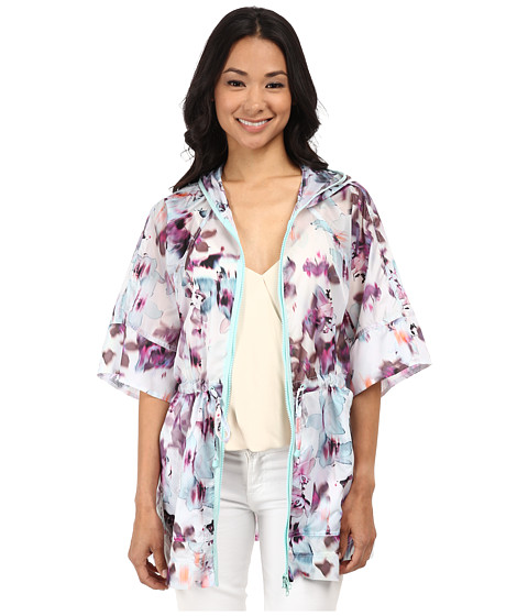 CATHERINE Catherine Malandrino - Jackie Jacket (Sky Watercolor) Women