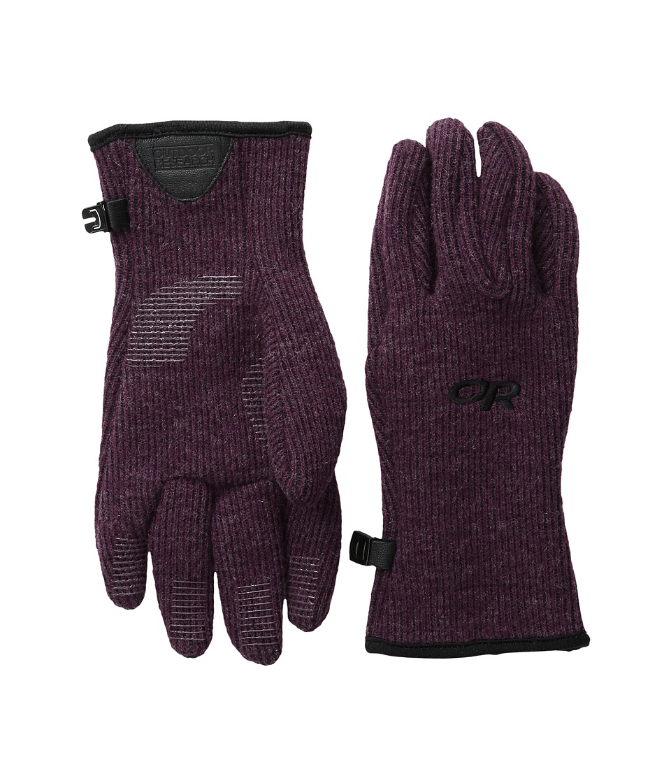 Outdoor Research - Flurry Gloves (Pinot) Extreme Cold Weather Gloves