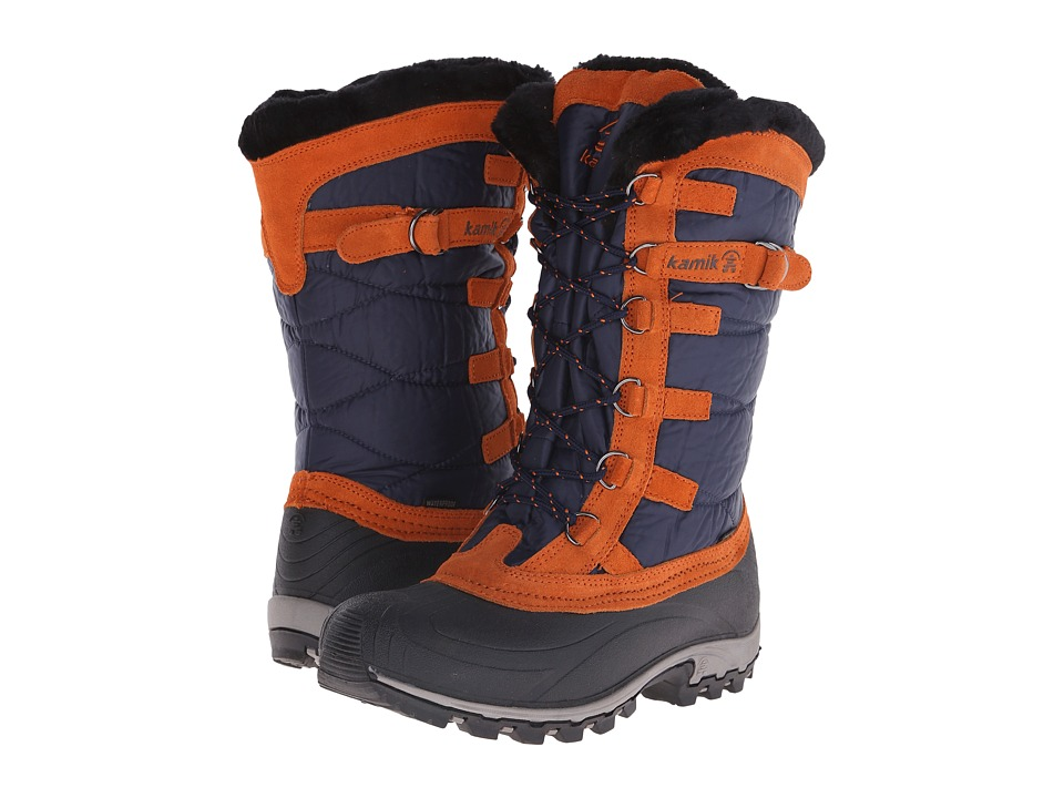 Kamik Snowvalley (Navy) Women