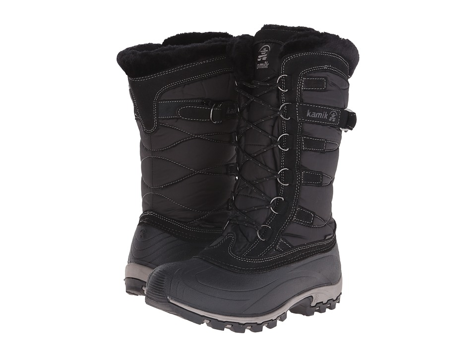 Kamik Snowvalley (Black) Women