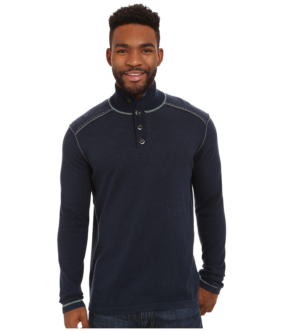 Ecoths - Maddox Sweater (Dress Blues) Men