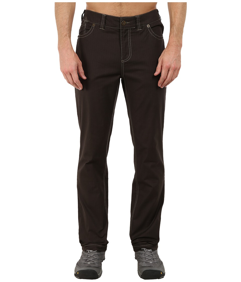 Ecoths - Grady Pants (Black Olive) Men