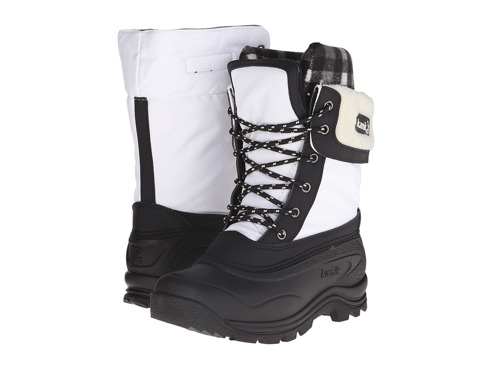 Kamik - Sugarloaf (White) Women's Cold Weather Boots