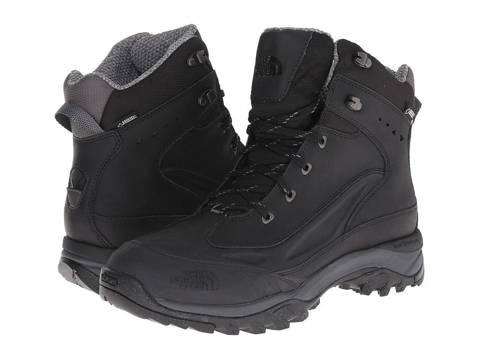 The North Face - Chilkat Tech (TNF Black/Zinc Grey) Men's Hiking Boots