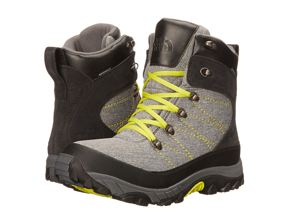 The North Face - Chilkat LE (Phantom Grey/Sulphur Spring Green) Men