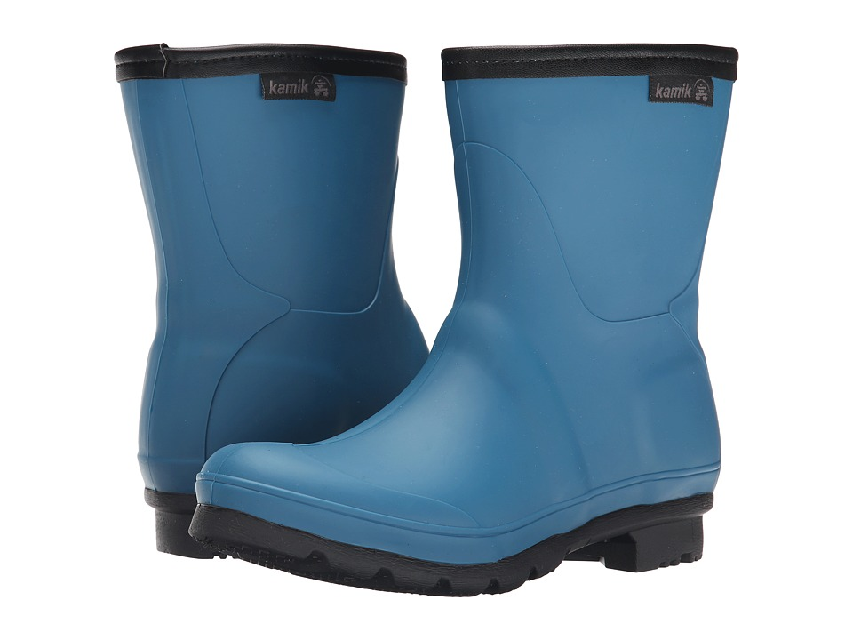 Kamik - JenniferL (Ink Blue) Women's Rain Boots