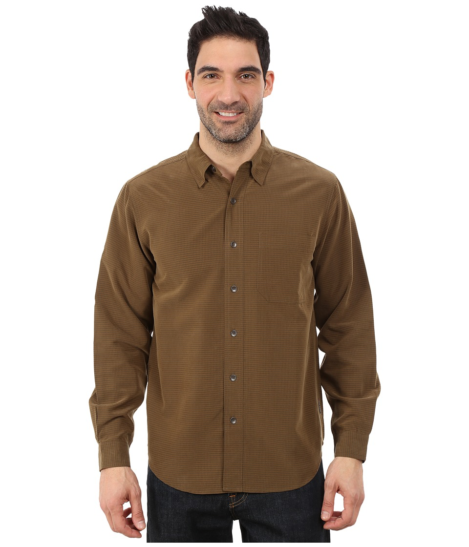 Royal Robbins - Desert Pucker (Mangrove Green) Men's Clothing