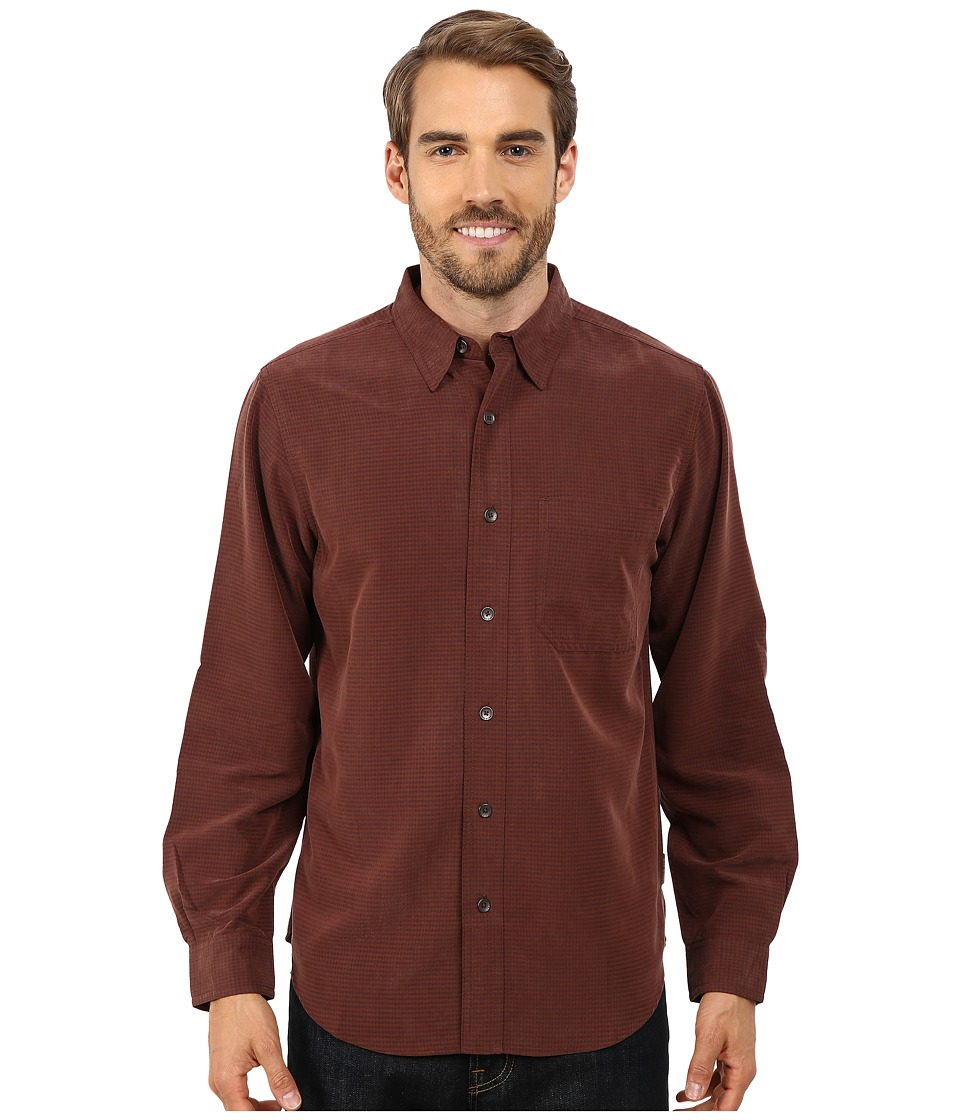 Royal Robbins - Desert Pucker (Merlot) Men's Clothing