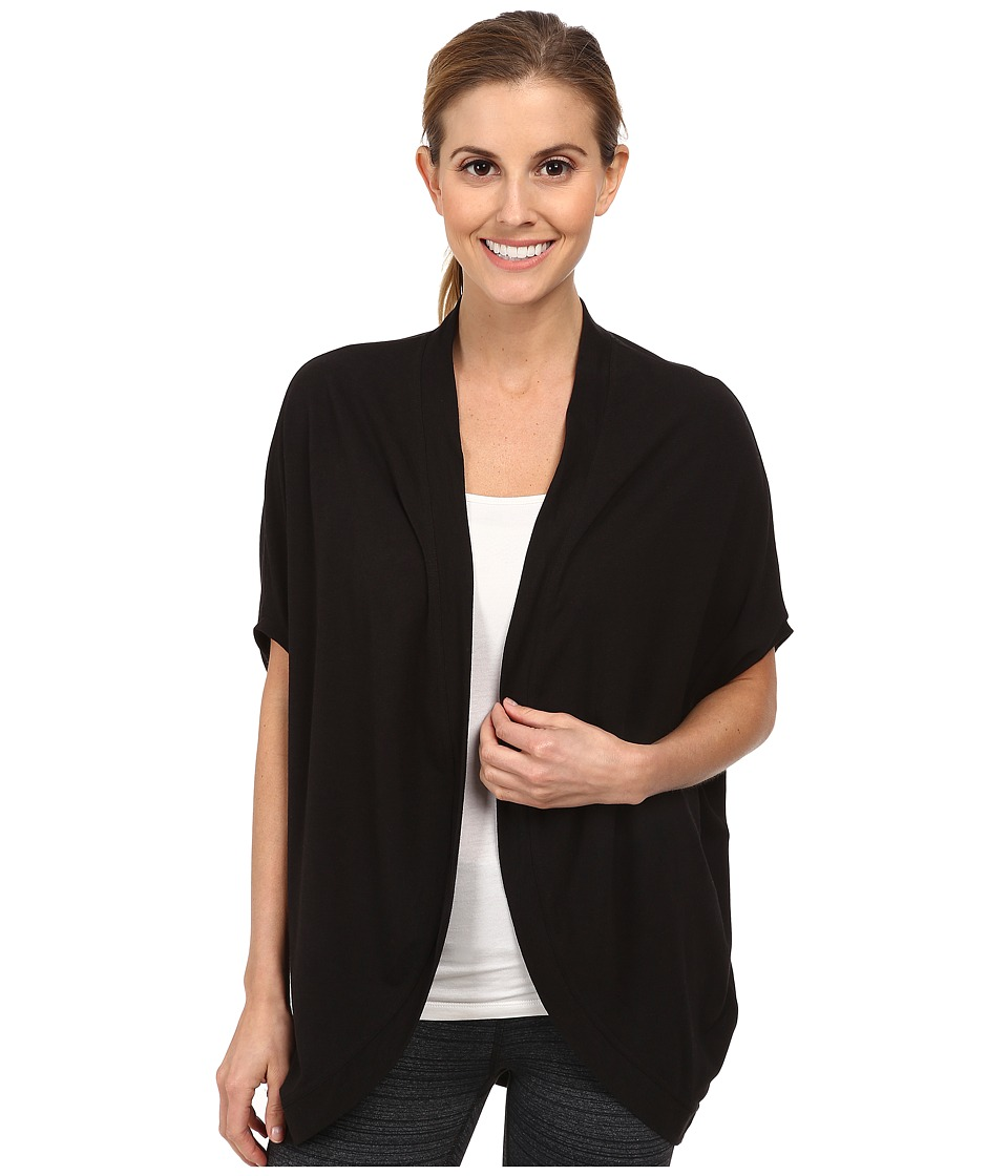 Tonic - Holly Cardigan (Black) Women's Sweater