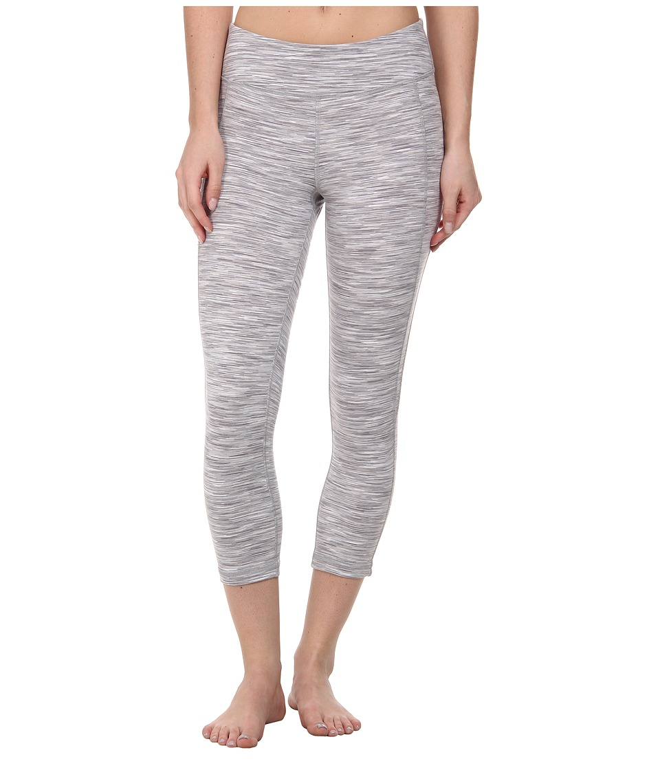Tonic - Court Crop (Salt And Pepper) Women's Capri
