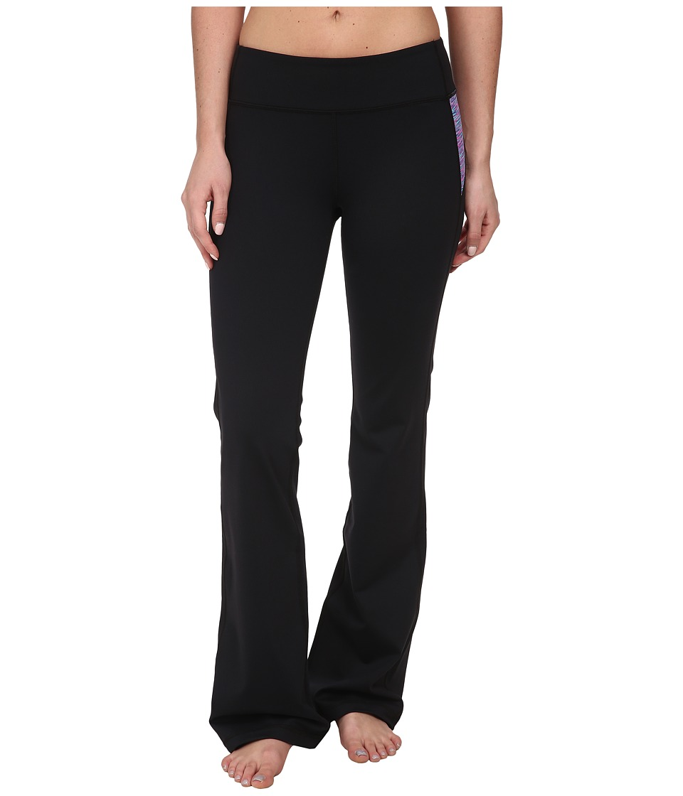 Tonic - Aurora Pant (Black/Under the Sea) Women's Workout