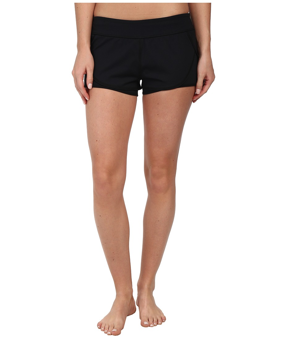 Tonic - Circuit Shorts (Black) Women's Shorts