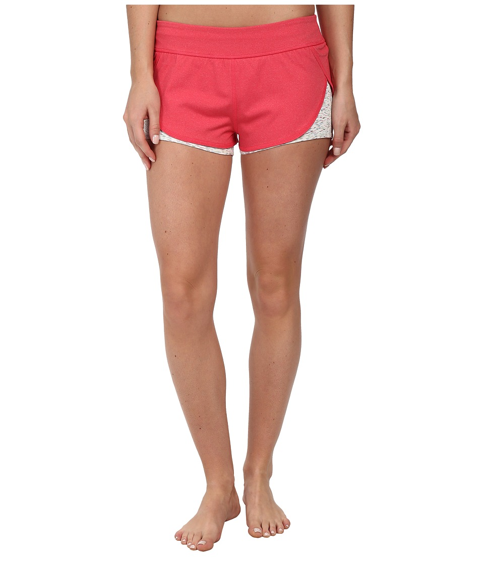 Tonic - Circuit Shorts (Geranium Mist/Cotton Candy) Women's Shorts