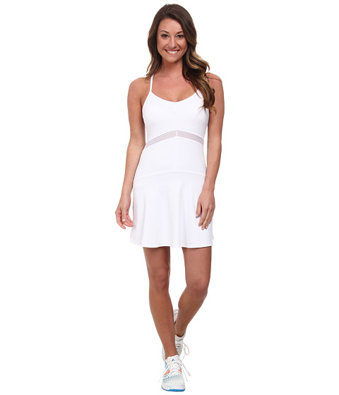 Tonic - Power Dress (White) Women's Dress