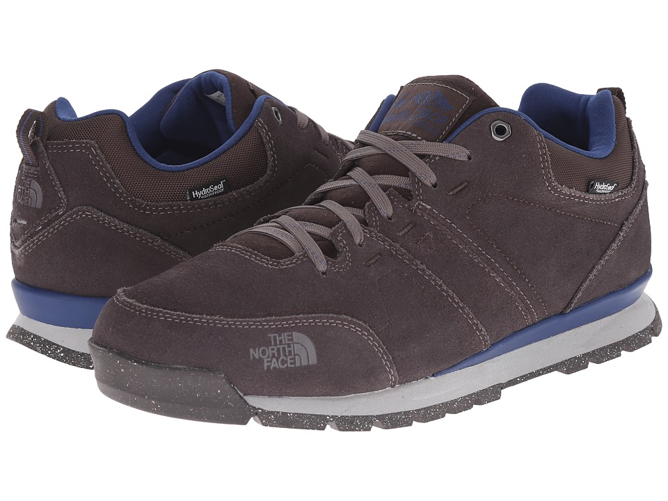 The North Face - Back-To-Berkeley Redux Sneaker (Plum Kitten Grey/Estate Blue) Men