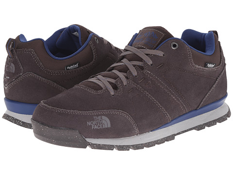 The North Face - Back-To-Berkeley Redux Sneaker (Plum Kitten Grey/Estate Blue) Men's Shoes