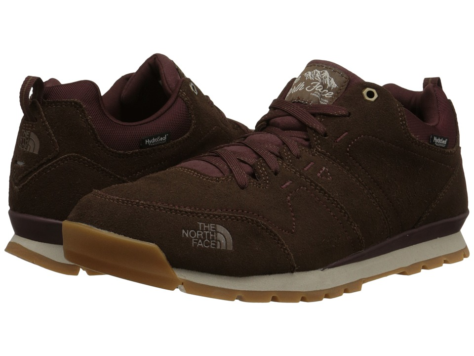 The North Face - Back-To-Berkeley Redux Sneaker (Desert Palm Brown/Bitter Chocolate Brown) Men