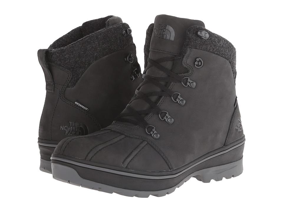 The North Face - Ballard Duck Boot (TNF Black/Zinc Grey) Men