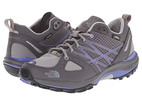 The North Face - Ultra Fastpack GTX (Steeple Grey/Blue Iris) Women's Hiking Boots