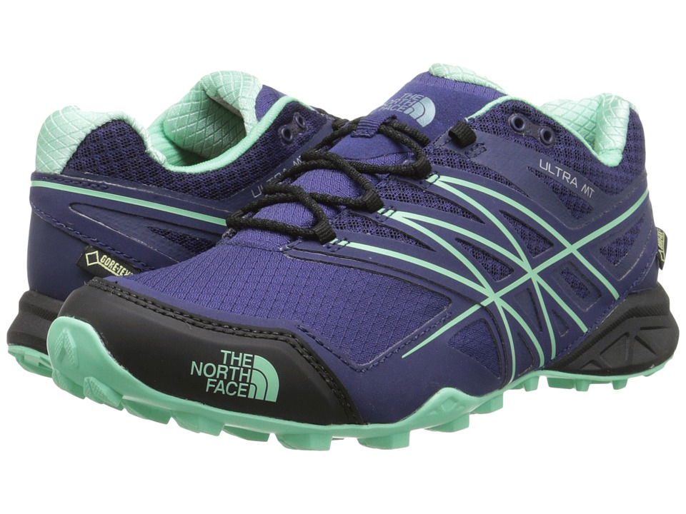 The North Face - Ultra MT GTX(r) (Astral Aura Blue/Surf Green) Women's Shoes