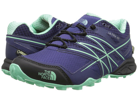 The North Face - Ultra MT GTX (Astral Aura Blue/Surf Green) Women's Shoes