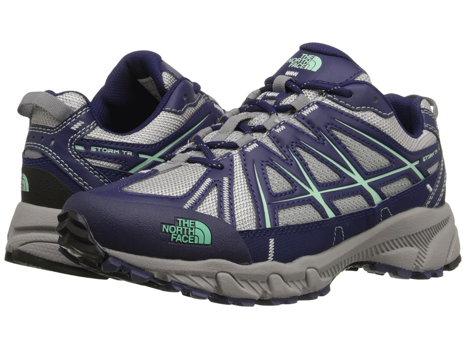 The North Face - Storm TR (Foil Grey/Astral Aura Blue) Women's Shoes