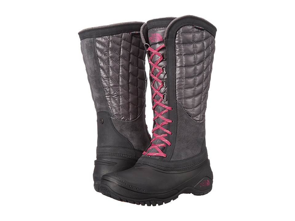 The North Face - ThermoBall Utility (Plum Kitten Grey/Radiance Purple) Women's Boots