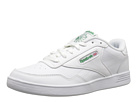 Reebok Club Memt (White/Glen Green)