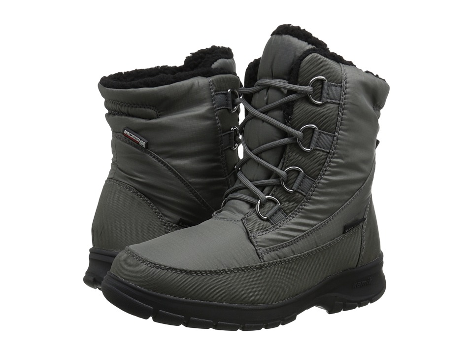 Kamik - Baltimore (Charcoal) Women's Cold Weather Boots