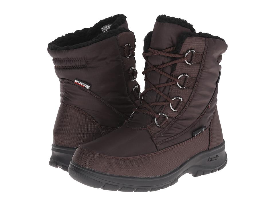 Kamik - Baltimore (Dark Brown 1) Women's Cold Weather Boots