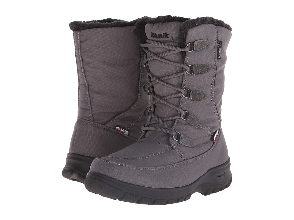 Kamik - Brooklyn (Charcoal 1) Women's Cold Weather Boots