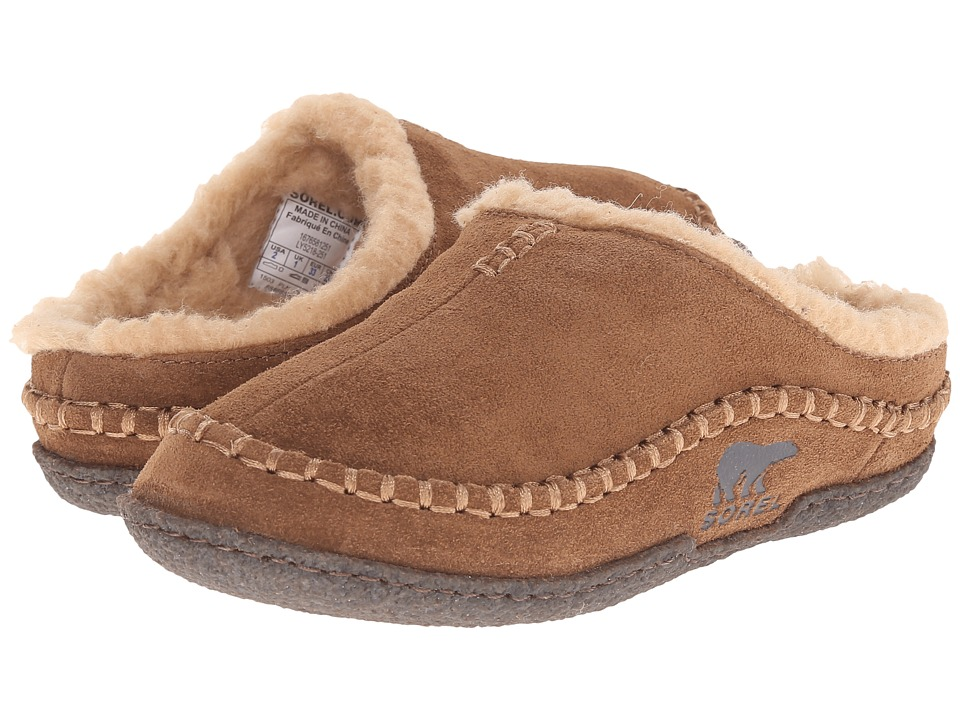 SOREL Kids - Falcon Ridge (Toddler/Little Kid/Big Kid) (Marsh/Beach) Kids Shoes