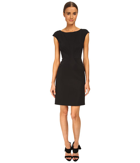 Zac Posen - 06-5257-46 (Jet Black) Women's Dress