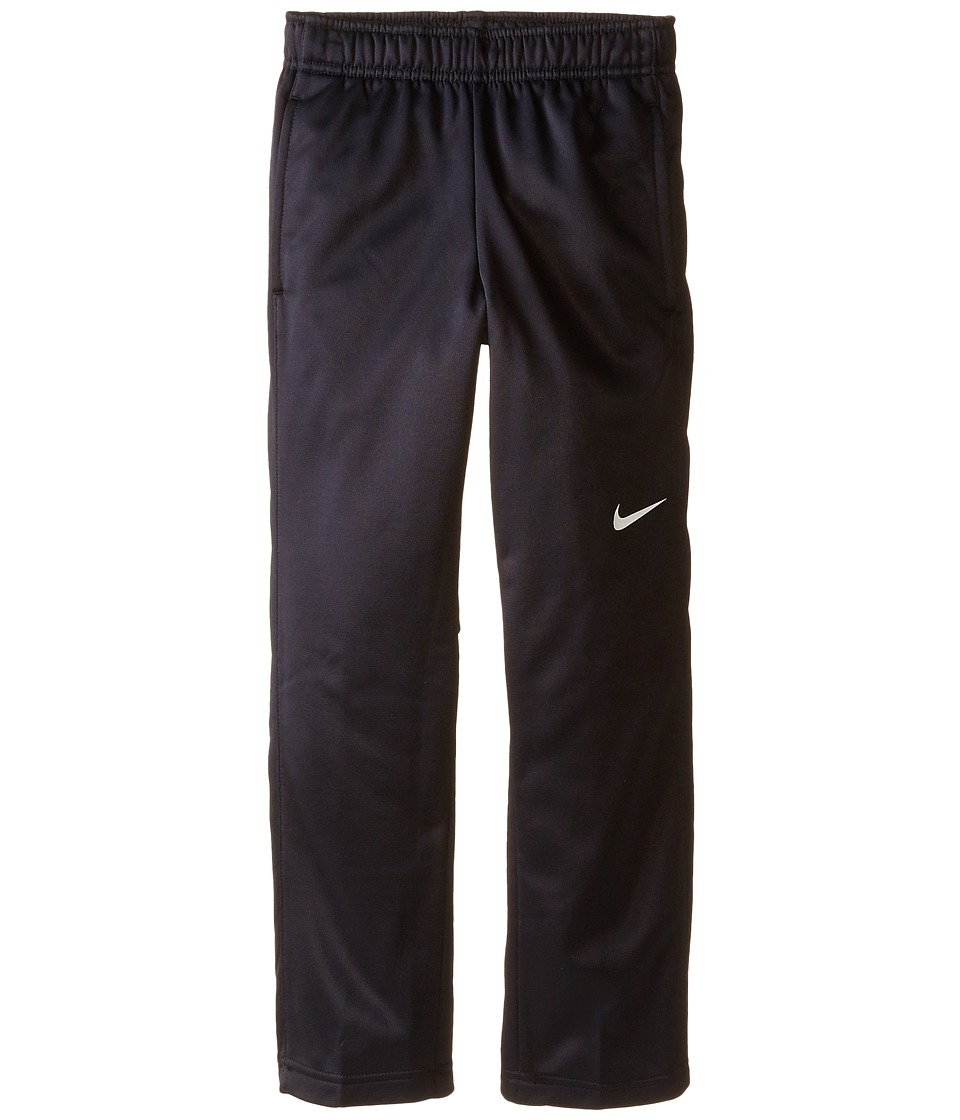 Nike Kids - KO 3.0 Fleece Pants (Little Kids/Big Kids) (Black/Black/White/White) Boy's Casual Pants