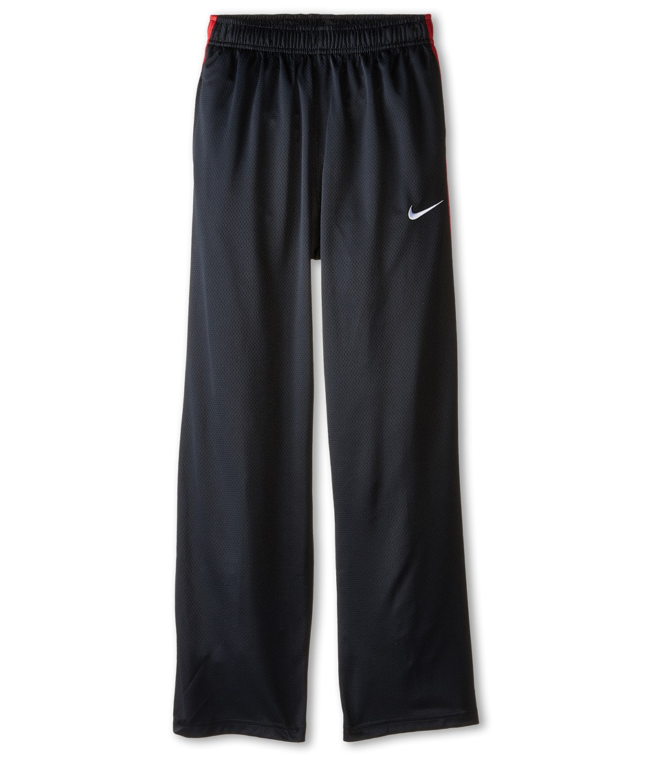 Nike Kids - Essentials Training Pant (Little Kids/Big Kids) (Black/Gym Red/White) Boy's Casual Pants