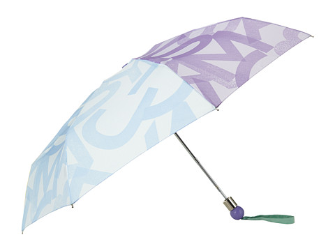 Marc by Marc Jacobs - Tissue Logo Umbrella (Disco Yellow Multi) Umbrella