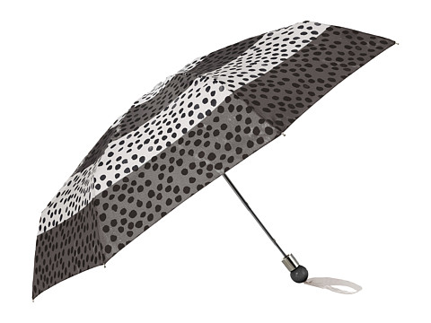 Marc by Marc Jacobs - De-Lite Dot Umbrella (Black Multi) Umbrella