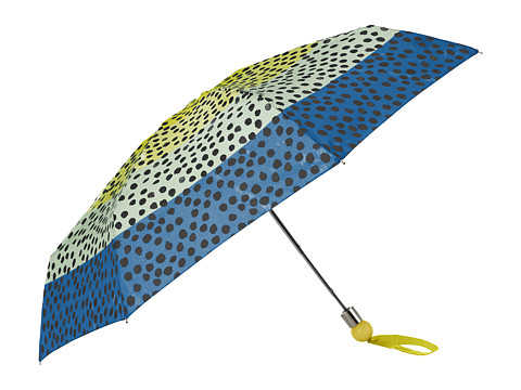 Marc by Marc Jacobs - De-Lite Dot Umbrella (Disco Yellow Multi) Umbrella