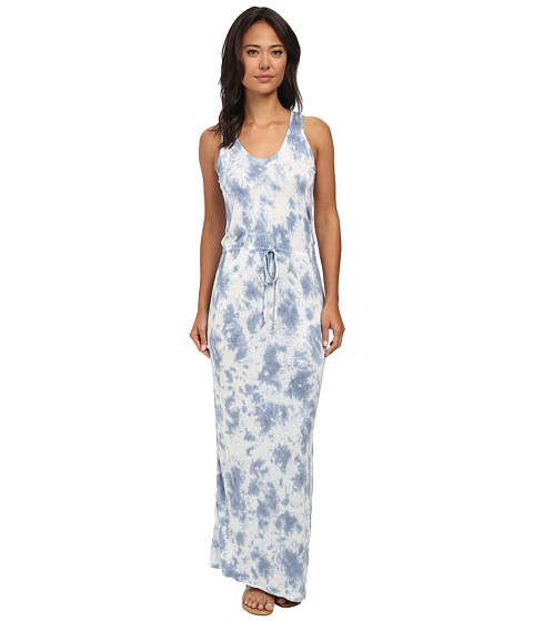 Calvin Klein Jeans - Retro Active Dyed Maxi Dress (Pale Stone Chambray) Women