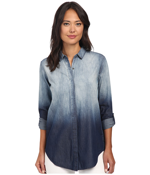 Calvin Klein Jeans - Denim Beach Tunic (Ombre Sky) Women