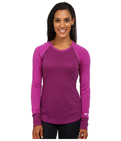 Columbia - Sweetheart Grove Striped L/S Shirt (Bright Plum) Women