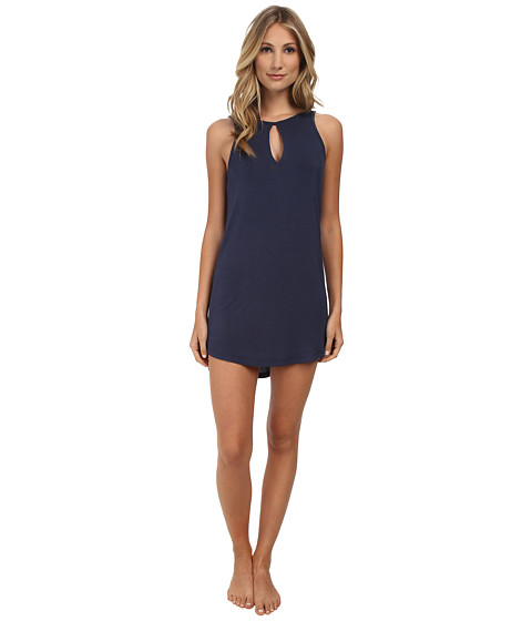 BCBGeneration - Scout The Ciao For Now Tank Dress (Stormy Sky) Women