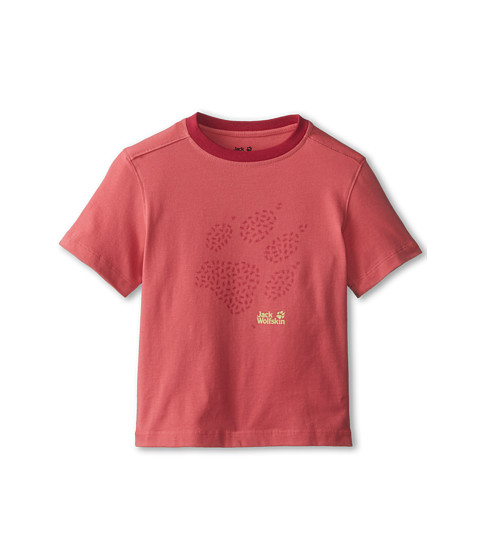 Jack Wolfskin Kids - Anthill OC Tee (Infant/Toddler/Little Kid/Big Kid) (Rosebud) Girl