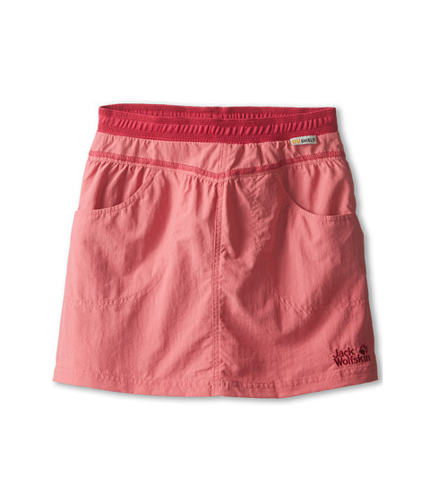 Jack Wolfskin Kids - Cricket Skort (Big Kid) (Rosebud) Girl