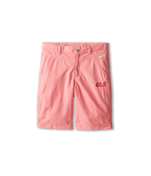Jack Wolfskin Kids - Sun Shorts (Big Kid) (Rosebud) Girl